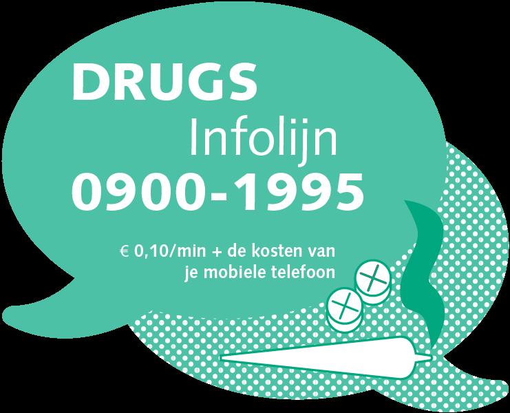 drugs infolijn 09001995